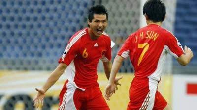 邵式弧线曾让韩国解说惊呼 回顾07年中伊亚洲杯之战