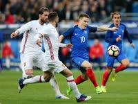 录播-法国vs西班牙(粤语) 2017国际友谊赛