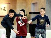 """《欢乐饭米粒儿》20170403:孙涛酒后吐真言出卖邵峰 于洋""""升职""""还比谁脸长?"""