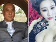 """66岁港星徐少强被曝偷吃23岁""""爆乳网红"""""""