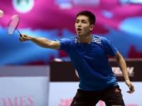 新加坡羽毛球公开赛男单1/8决赛 黄永棋vs祖尔法里