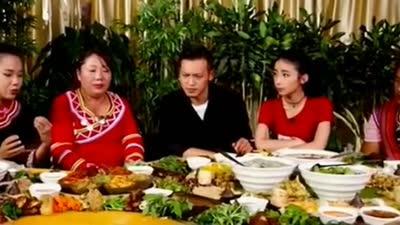 拉祜族的葫芦饮食文化