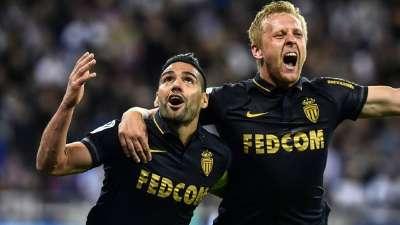 法甲-法尔考破门姆巴佩建功 摩纳哥2-1客胜里昂