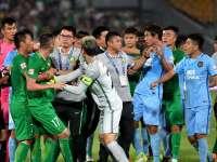 中超-顾超屡救主 国安0-0苏宁两队赛后爆冲突