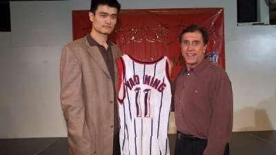 历史上的6月27日:姚明成NBA首位外籍状元!