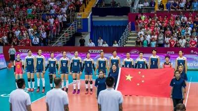 《一孔之见》第3期:中国女排现实力不如美国