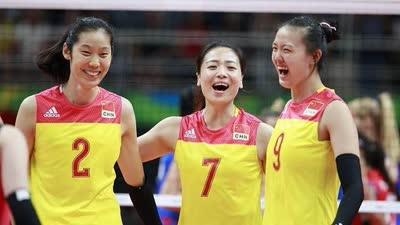 张常宁朱婷将双剑合璧 女排最强主攻组合亮相南京