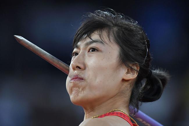 女子100米汤普森无缘奖牌 吕会会破亚洲纪录