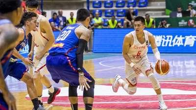 亚洲杯-郭艾伦18分周鹏17分 中国87-96不敌菲律宾