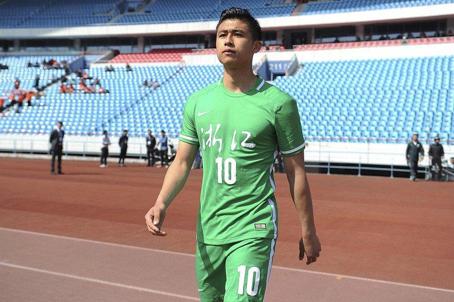 张玉宁回国备战全运会半决赛 征召获不莱梅首肯