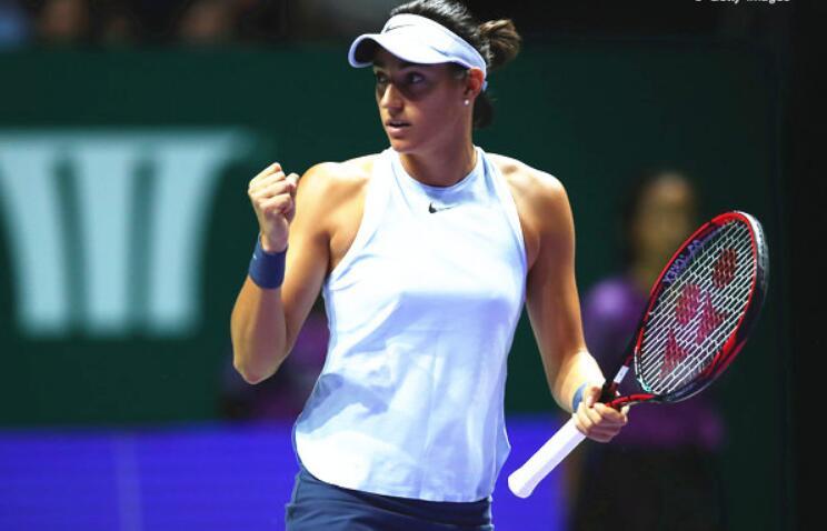 WTA年终总决赛红组 加西亚力克斯维托丽娜收获首