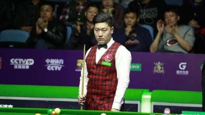 国锦赛第二日爆超级大冷!颜丙涛6-1掀翻奥沙利文
