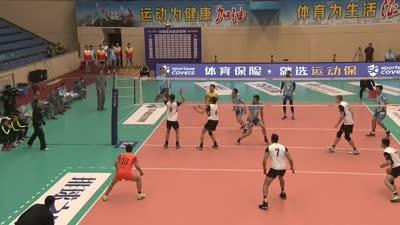 男排联赛-四川vs广东深圳国体 全场录播