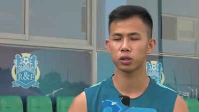 富力TV:黄政宇 一步一脚印(上)