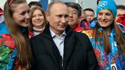 普京:俄不会妨碍运动员以中立身份参加平昌冬奥会
