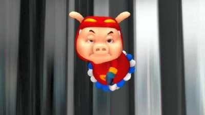 猪猪侠之精彩五分钟31_户外攀岩