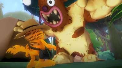 加菲猫的幸福生活 第四季38