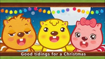 Merry Christmas-贝瓦儿歌4K版