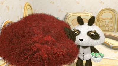 巴布熊猫25