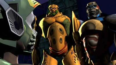 变形金刚:猛兽侠16