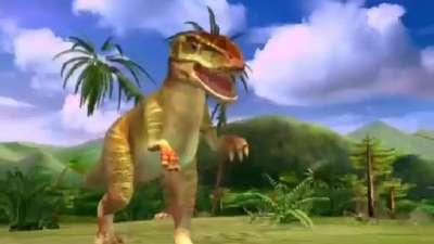 《恐龙世界》第07集