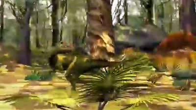 《恐龙世界》第49集