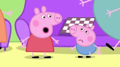 粉红猪小妹02 恐龙先生弄丢了