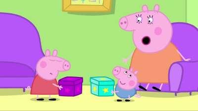 粉红猪小妹13 秘密
