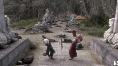 《卧虎藏龙:青冥宝剑》首款预告 杨紫琼甄子丹守护青冥宝剑