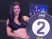 ONE冠军赛马尼拉站 李胜珠VS莉娜