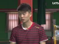 龚伟杰洪志示范啥上网 教练提醒要领结合实际