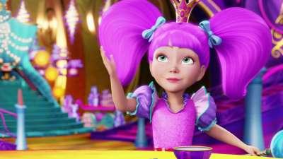 芭比公主之神秘门
