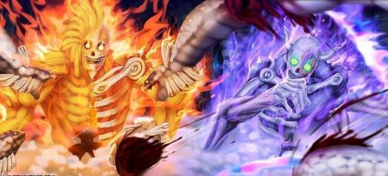 火影忍者五大超强防御忍术 我爱罗的绝对防御只能第五