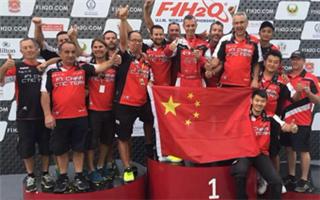 中国天荣F1摩托艇队巡礼