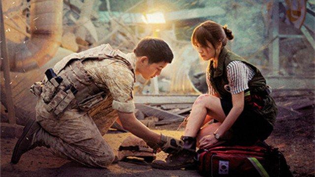 太阳的后裔经典剧情MV剪辑