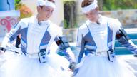 杜淳穿芭蕾舞裙秒变