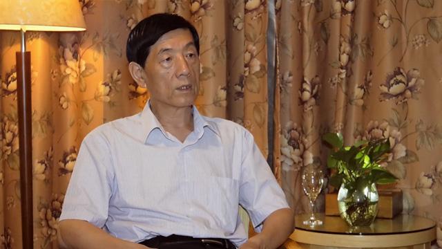 华夏文化遗产基金会首席专家委员齐勇锋接受采访