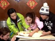 《冰雪星动力》20160206:张进被当成邻居大妈 直径最大的饺子诞生