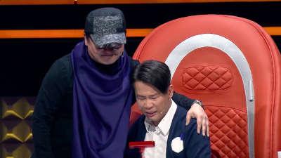 陶喆抢学员独创大招 霸气刘欢变身段子手