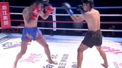 中国队赢得团队三连胜 王安莹掀起KO大战