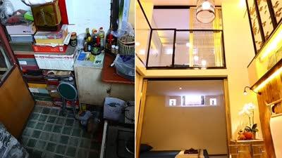 19平蜗居逆天变5室2厅 80后设计师挑战极端装修