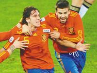 欧洲杯最看好谁?普队:希望西班牙三连冠