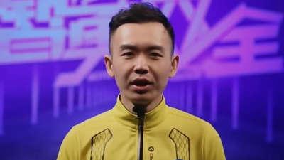 吕强获得周冠军 冠军常有冠军心不常有