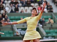 法网-穆古拉扎轻取斯托瑟 职业生涯首进法网决赛