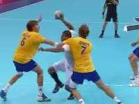奥运手球强队瑞典 里约男女队伍均为夺牌热门