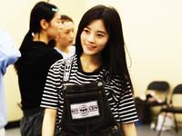 SNH48练习室排练