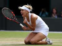 温网-维斯尼娜横扫齐步娃 职业生涯首进大满贯4强