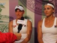 乐视网球专访舍夫多娃巴博斯 望来年包揽温网全部冠军