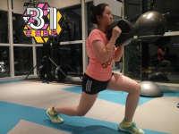 《31天变形记》第18期:教练满身腹肌主播很想摸