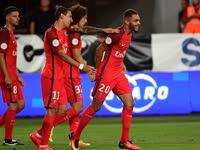 巴斯蒂亚0-1巴黎圣日耳曼